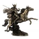 Valchira a cavallo