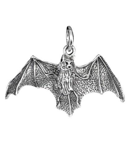 Ciondolo con pipistrello