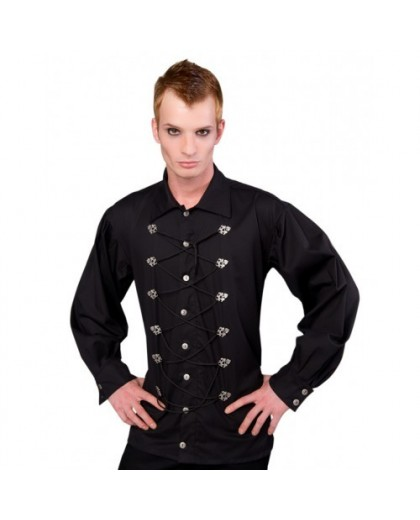 Cremate Shirt Fine Denim Aderlass