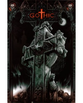 Gothic Poster Spiral