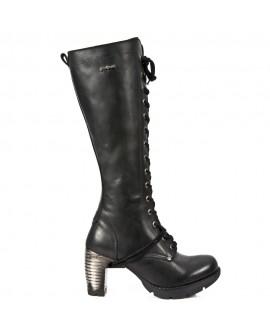 Stivale donna Itali Negro M.TR005-S1