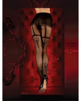 Collant Ballerina Effetto reggicalze. Art. 347
