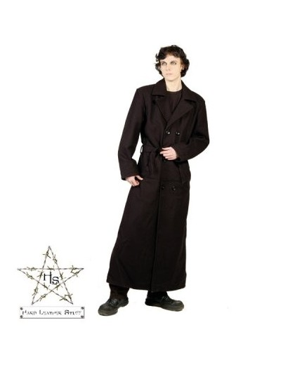 Long Coat Style Wool