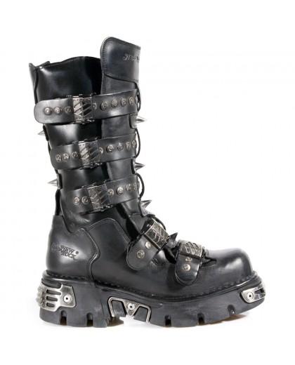 New Rock Prick Boots