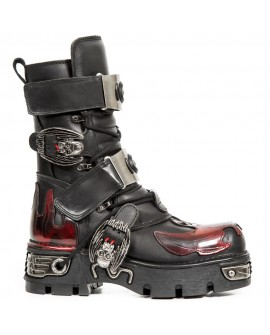 New Rock Vampire Bat Boots