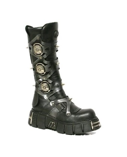 New Rock Plate Boots