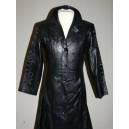 ladies tribal coat Leather