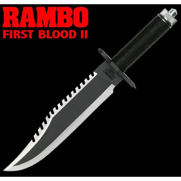 Как сделать нож рэмбо