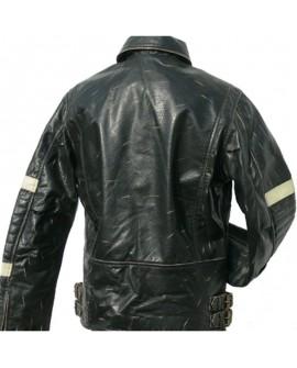 Leather Jacket 1735 buff rub