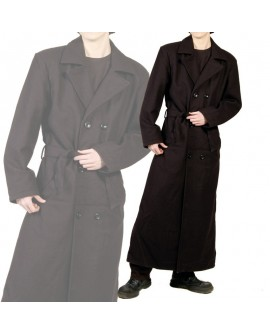 Long Coat Style Wool