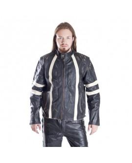 Leather Jacket 1776 rub buff