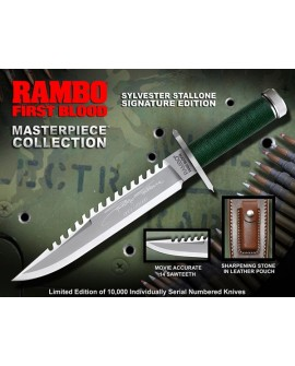 Coltello di Rambo I - First Blood Limited Edition