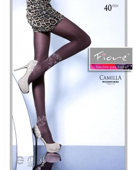 CAMILLA Collant 40 den by Fiore