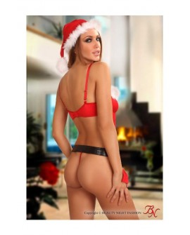 Santa Girl costume sexy By Beauty Night Fashion