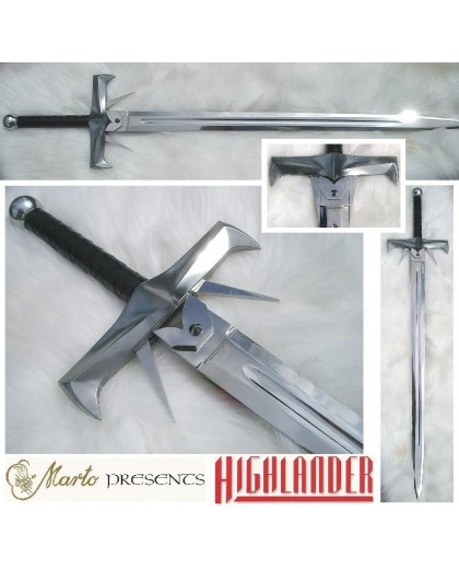 Spada Kurgan originale Marto - Highlander Film