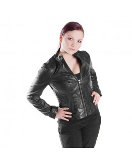 Giacca donna vera pelle by Hard Leather Stuff