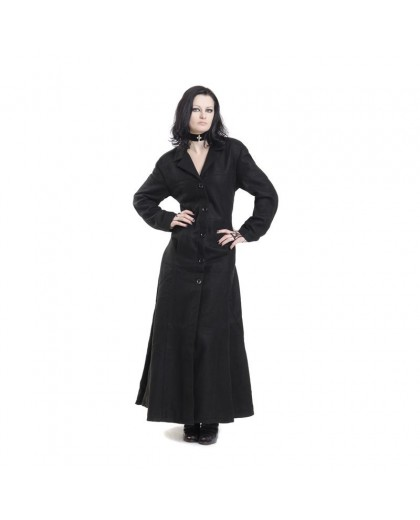Cappotto lungo lana 100% by Hard Leather Stuff