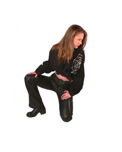 leatherpants Sabrina