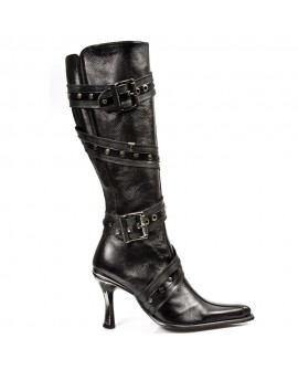 New Rock Rivet High Heel