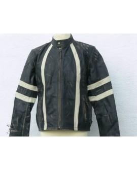 Giacca da motociclista biker