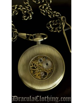 Cupid Pocket Watch