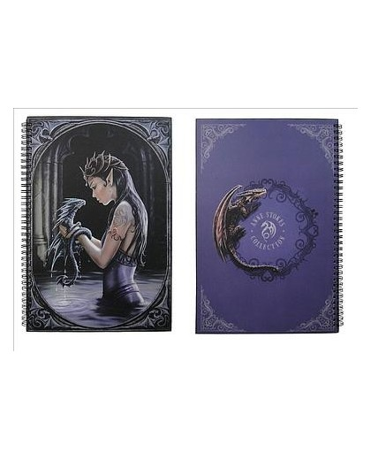 Quaderno fantasy Water Dragon